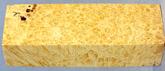 Stabiliserad Maple Burl Mix-394