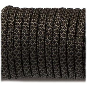 Paracord 550 - Black Snake