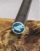 Mosaikpin Spökplumpen 10 mm - Rostfritt
