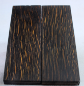 Stabilserad Black Palmira - skalor Mix793