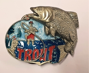 Bältesspänne Trout Fishing