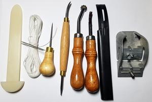 Startkit läderverktyg
