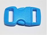 Snäpplås Ljus Blå 10 mm