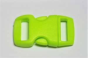 Snäpplås Ljus grön 10 mm