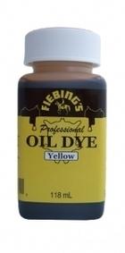 Fiebings oil dye professional 118 ml.