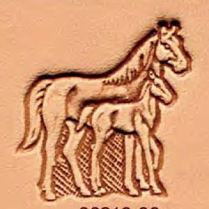3D Puns - Häst 8316