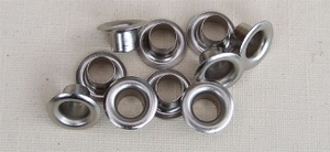 Rörnit 1/8 nickel 10-pack