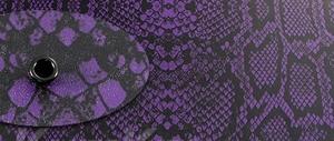 Kydex Snake Purple Rattler 2,0 mm
