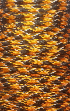 Paracord Orange Crush