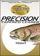 Cortland Precision Trout 2x