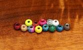 Gritty Brass Beads 3,8 mm