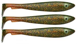 SvartZonker McRubberShad 17cm (3-pack)
