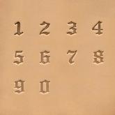 Puns set - Old English Numbers
