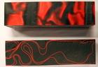 Kirinite block svart/röd
