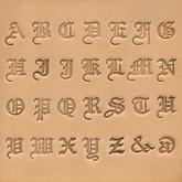 Puns set - Old English Alphabet & Symbols