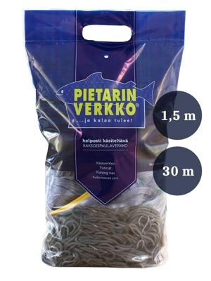 Pietarin Verkko 50x0,25mm 1,5x30m