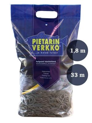 Pietarin Verkko 12x0,15mm 1,8x33m