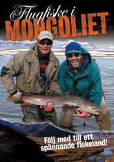 Flugfiske i Mongoliet - DVD