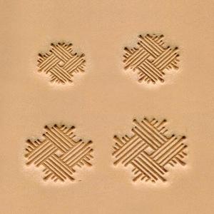 Puns set - Diamond Wicker Weave