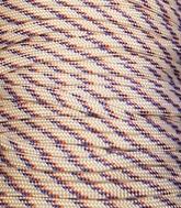 Paracord Purple stripe