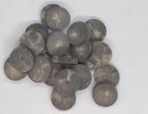 Buffelhorn Black & Blonde Coin