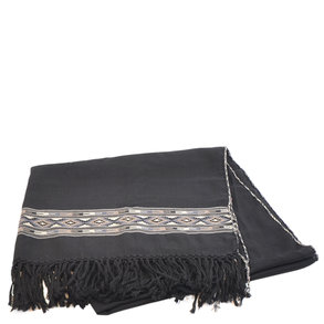 Blanket High Spirit Black