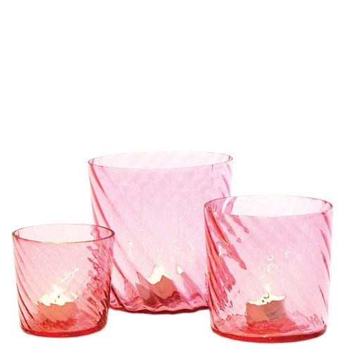 Sandy Wave Cylinder Pink S / M / L