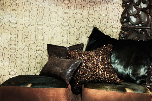 Cushion Aspen Brown S