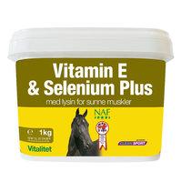 NAF Vitamin E & Selenium Plus 2,5 kg