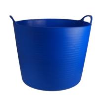 Heimer Fleksibel Bøtte 45 liter Blå