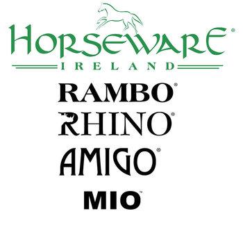 Horseware Rambo Rhino Amigo Mio dekken