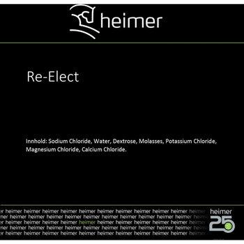 Heimer Re-elect elektrolytter tube 30g