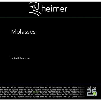 Heimer Molasses melasse 4 liter