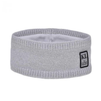 Kingsland Dory CD  Strikket Pannebånd Light Grey