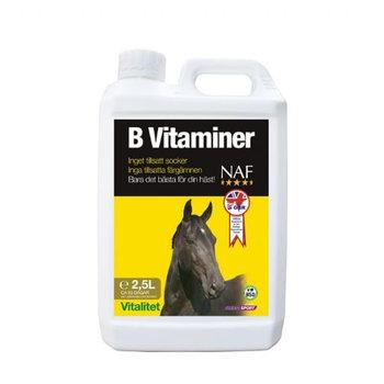 NAF B Vitamin flytende 2,5 liter