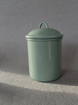 Plåtbur/Grön/Stor