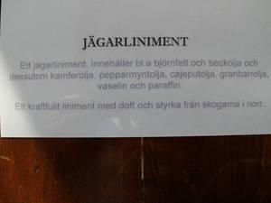 Jägarliniment