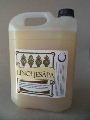 Linoljesåpa 2,5 liter