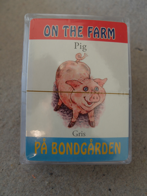 På Bondgården/Kortspel