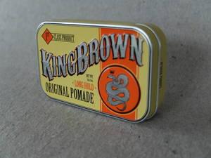 KingBrown Pomade