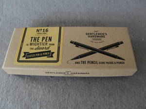 Gentlemen`s Hardware/The pen
