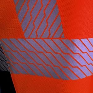 STEIN X25 VENTOUT kortärmad tröja varselklass II Orange