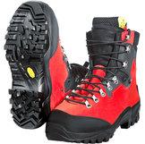 Sågskyddskänga Zermatt GTX Röd