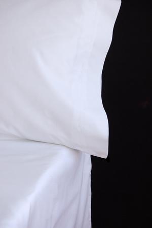 6000 Blanche duvet cover 150 x 210 cm