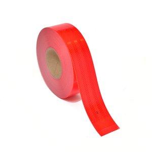 13274 Reflextape Röd 55mm x 50m/rulle fastvägg  3M