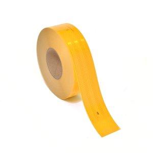 13275 Reflextape Gul 50mm för fastvägg 50m/rulle  3M