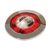14371 Red eye LED rund Bak/broms/blink