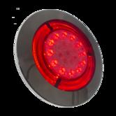14372 Red eye LED Rund  Dim/bakljus