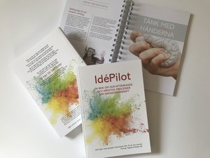Idépilot - 10 böcker