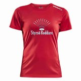 T-shirt Craft Rush Styrsö Roddare, röd